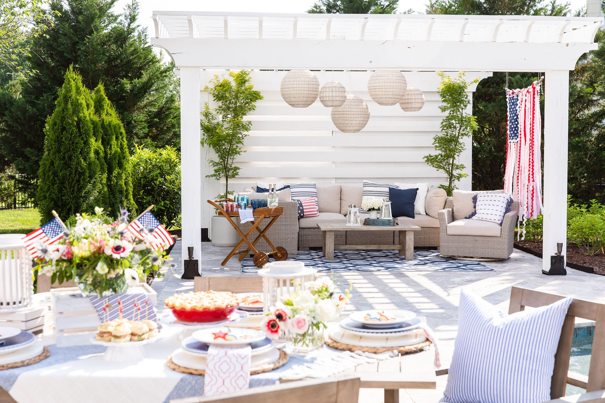 4th of July Entertaining -