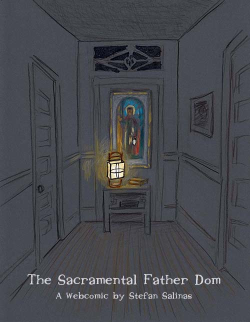 The Sacramental Father Dom - Posts every TUESDAYEarly within Pope Francis' reign, in a city in Northern California, amidst our modern secular society - Alcoholism, politics, sex abuse scandals, plight of the poor, isolationism, sexuality -How does a Catholic priest navigate through all of this? Walk alongside Fr. Dom, a 65-year-old diocesan parochial vicar, as he goes through a bit of an existential crisis.Step into his thoughts, memories and dreams...13 and up - Occasional strong language. Some material may be inappropriate for children under 13.