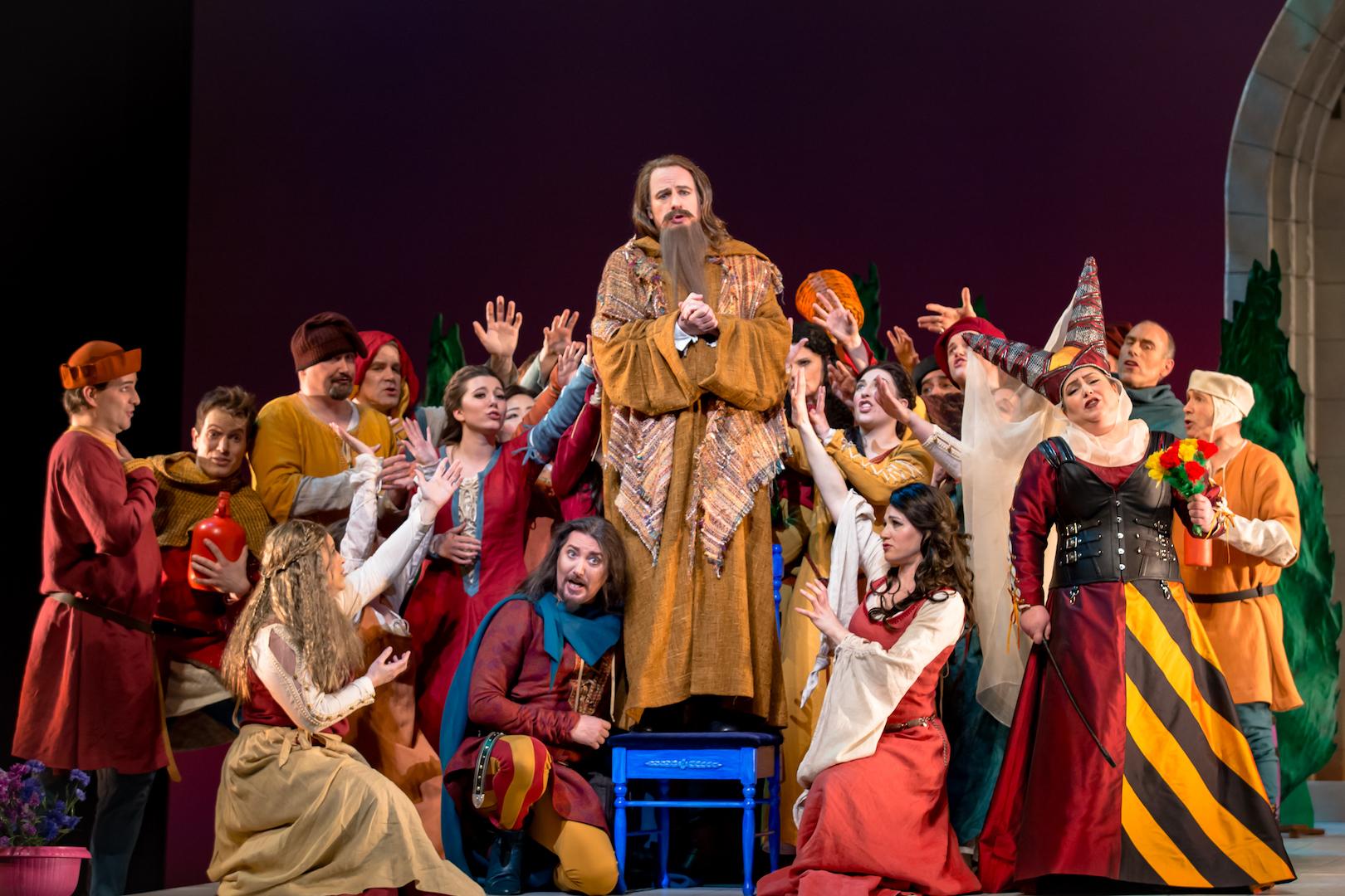 Chorus — Edmonton Opera