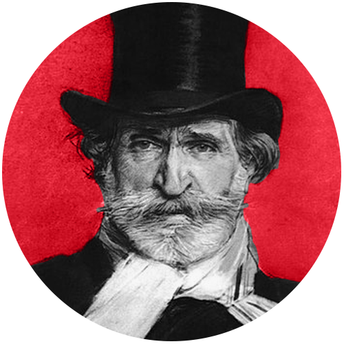 VIVA VERDI - Giuseppe Verdi's top hits include La traviata, Aida, Nabucco, Il Trovatore, and numerous adaptations of works by Shakespeare including Otello, Macbeth and Falstaff.