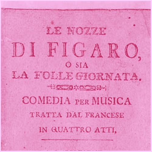 DREAM TEAM - The Italian libretto was written by Lorenzo Da Ponte — who also famously collaborated with Mozart on Don Giovanni and Così fan tutte.