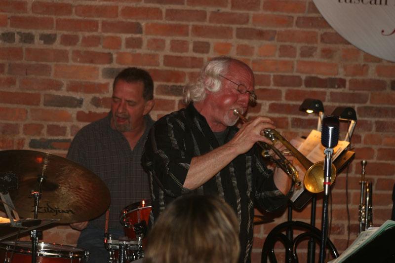 Bob Gullotti with Greg Hopkins