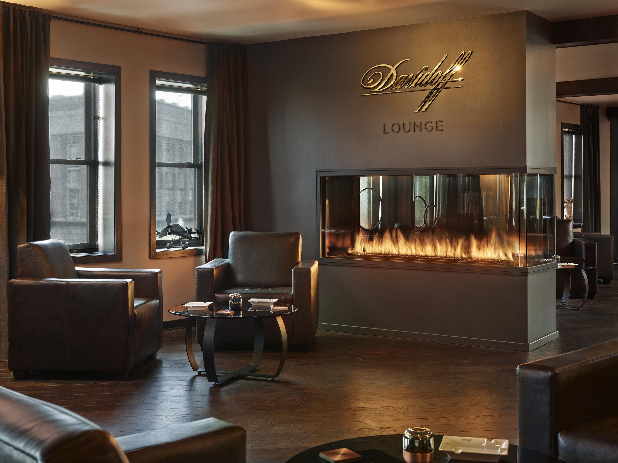 Davidoff Cigar Lounge in Bergen County NJ