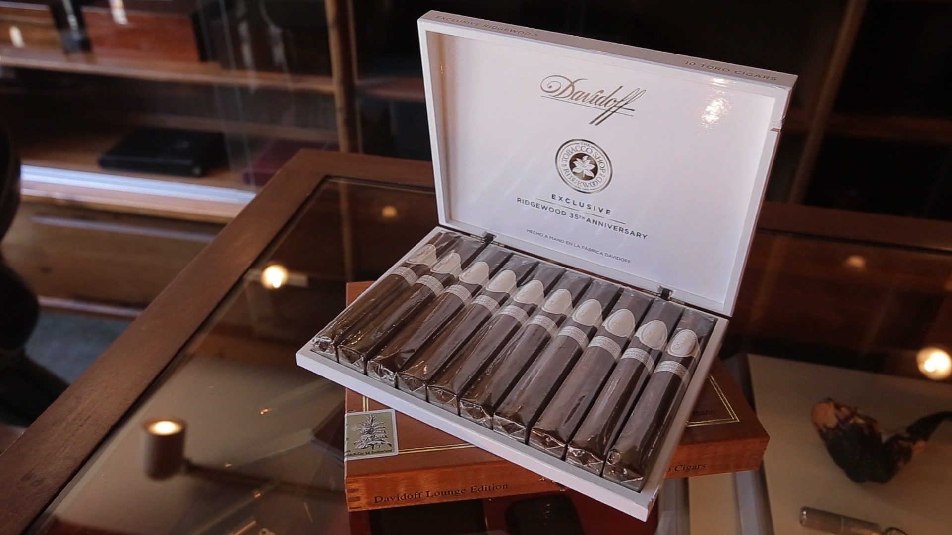 Davidoff Cigars Exclusive Ridgewood 35th Anniversary edition