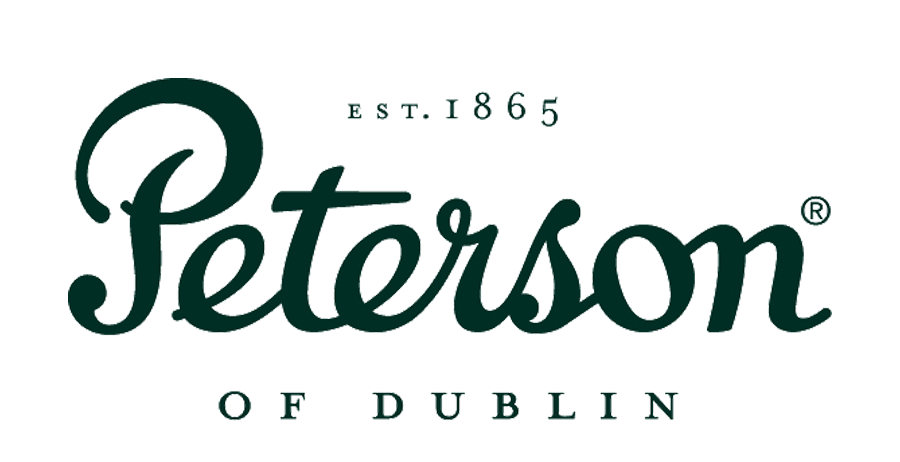 Peterson-Logo-Tobacco pipes for sale in Bergen County - The Tobacco Shop of Ridgewood NJ.png