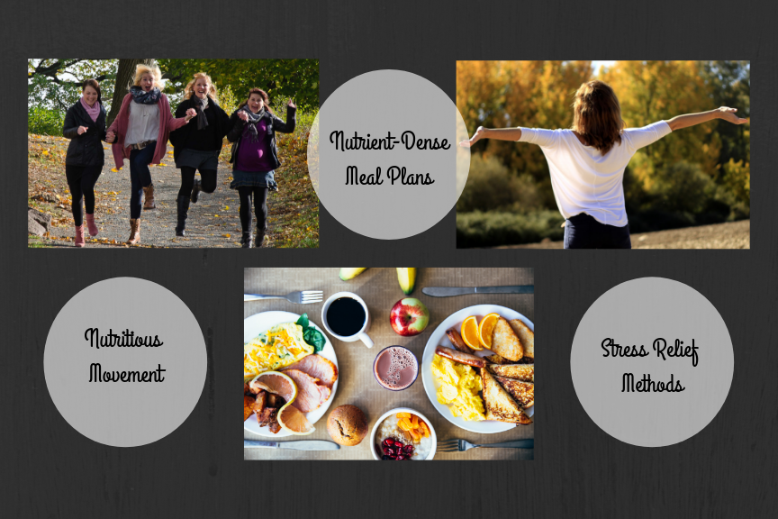 Nutritional Challenges - Pricing variesThese challenges are meant to give you helpful and practical information on how to balance your life's stresses, promote your nutritional health and bring back your vitality! Keep checking back to hear about our next challenge.