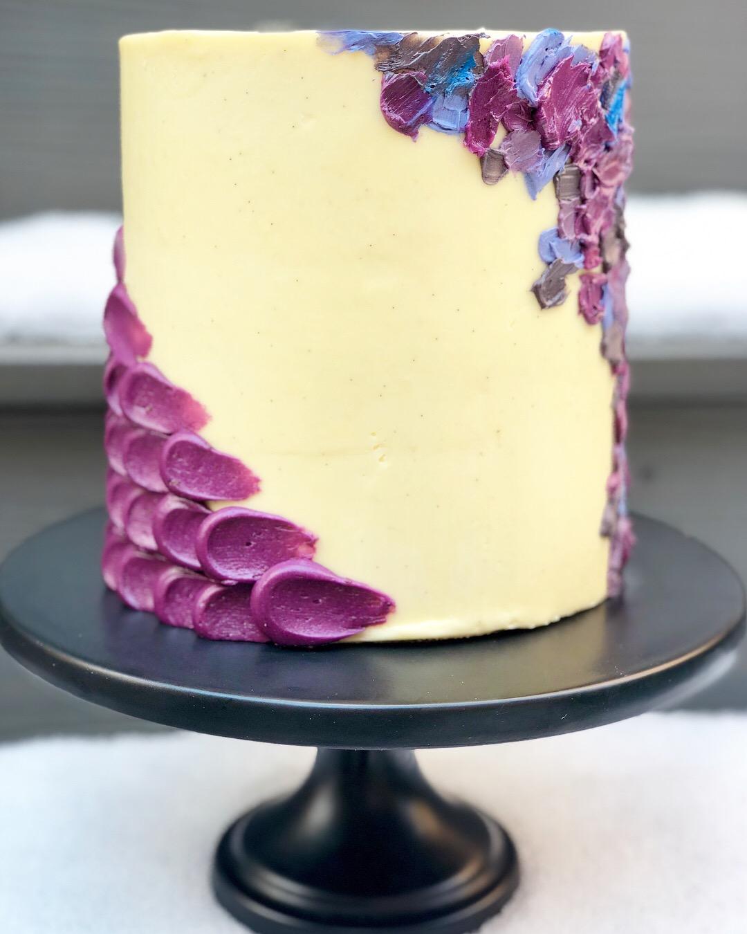 textured petal cake.JPG