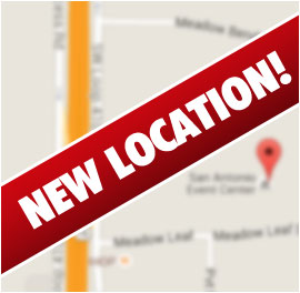 Classes begin at our New Location on FRIDAY May 4TH, 2018  2701 E. Commercial Blvd  Fort Lauderdale, FL 33308  Located next to door to Embroidery for Less!