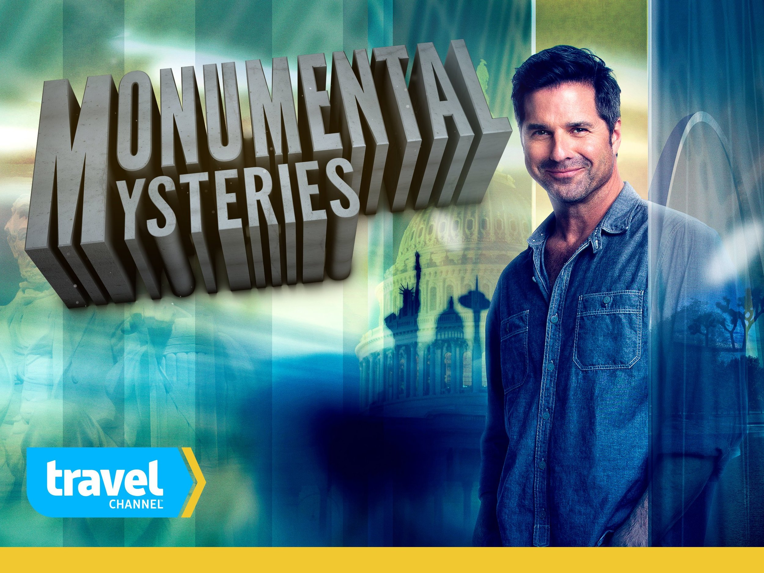Monumental Mysteries - Travel Channel