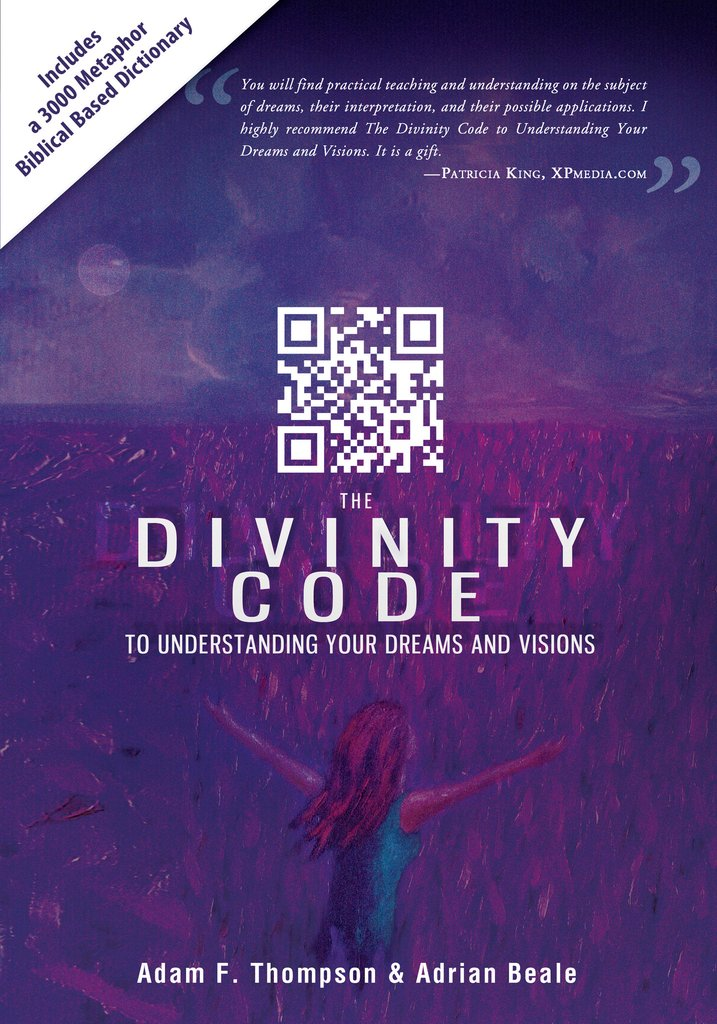 The Divinity Code - Check out this book to reference information about dreams and visions!
