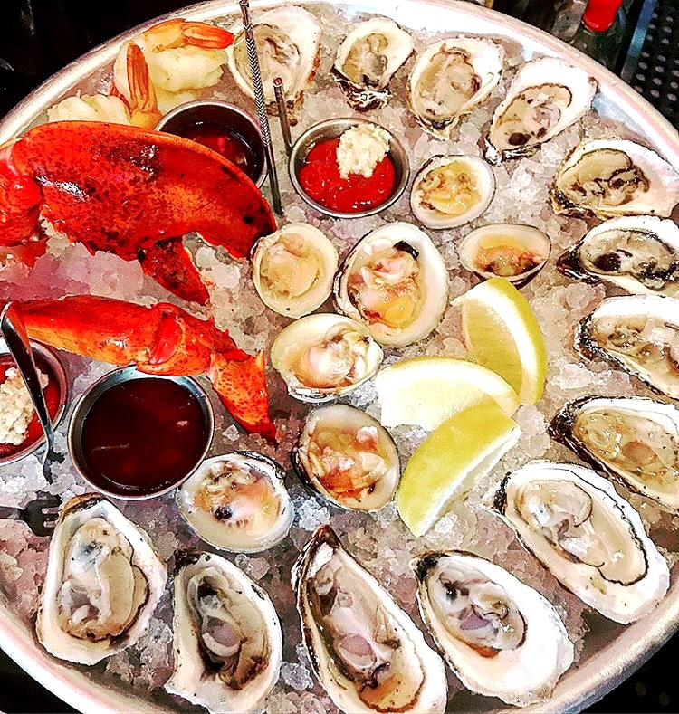 We Serve Rhode Island's Freshest Oysters