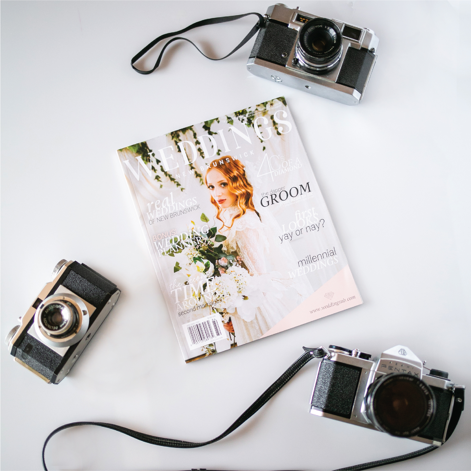 Have you collaborated with other talented vendors in our industry on a stylized shoot to showcase your talents/products at their best?  Submit your Stylized Session to: creative@weddingsatlantic.com to be featured on our website and/or in an upcoming issue of Weddings Atlantic Magazine.