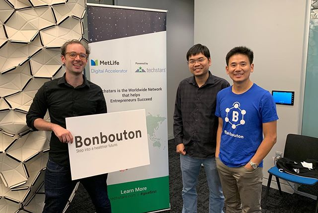 News alert! Bonbouton has been accepted into the MetLife Digital Accelerator powered by Techstars! We're hitting the ground running this week with the 2019 Class. 🚀🚀 Link in bio for all the details. #MetLifeTechstars