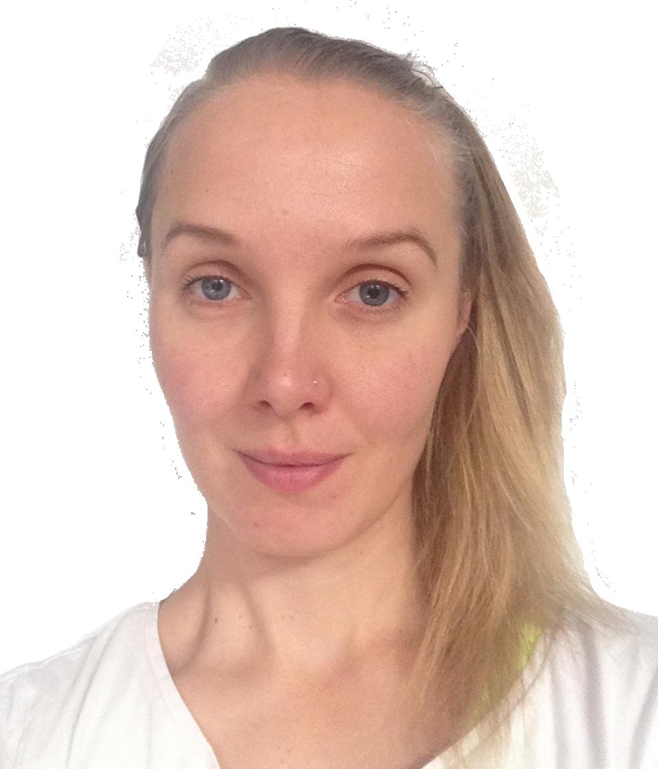 Katri Lausjärvi - Katri on koulutettu hieroja ja urheiluhieroja. Katrilla on monipuolinen liikkeellinen tausta sirkuksen ja tanssiammatin parissa. Hän on myös tanssi- ja liiketerapeuttisten menetelmien ohjaaja. Hieronnan lisäksi Katri on opiskellut shiatsuterapeutiksi, kiinalaista hierontaterapiaa sekä thaijoogahierontaa. Katrille hoitotyössä on tärkeää läsnäolo, hoidon monipuolisuus, asiakkaan kohtaaminen ja ihmisen kokonaisvaltainen hoitaminen.Voit varata ajan Katrille netissä ajanvarausosiosta tai soittamalla numeroon: 045 787 33011