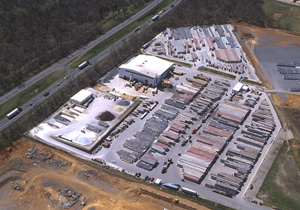 Pavestone - 21-acre plant
