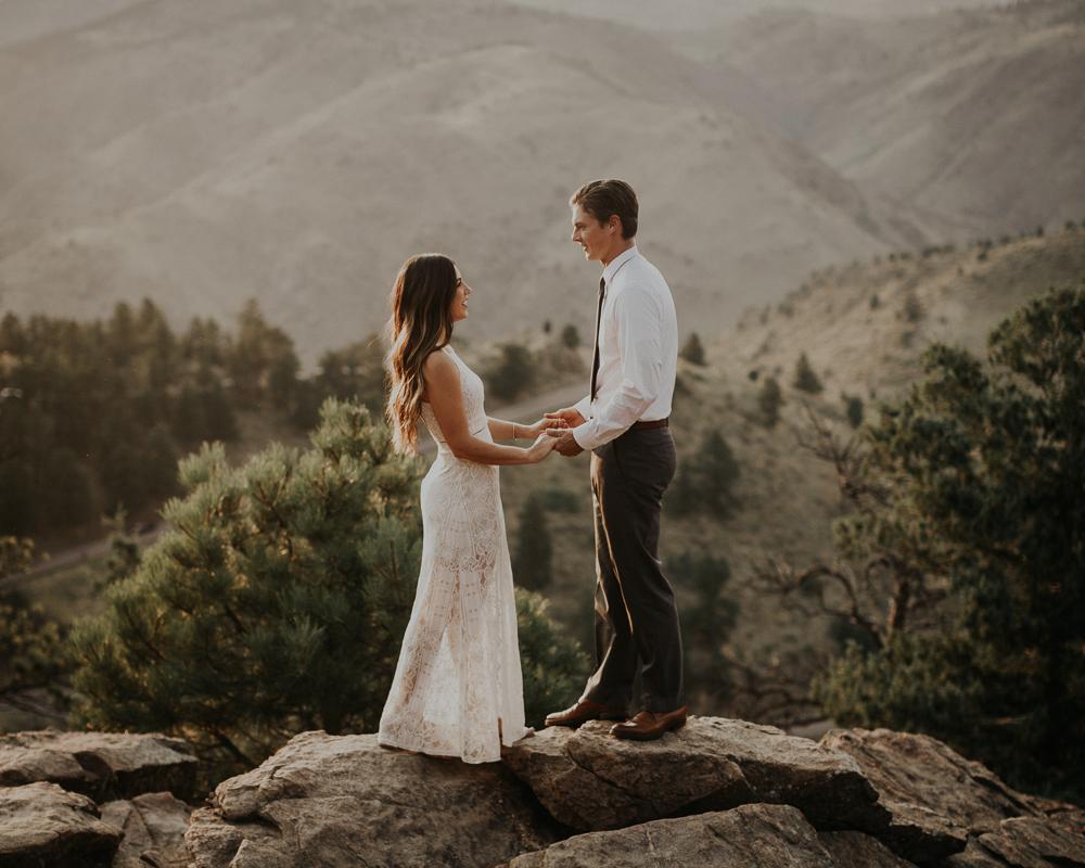 North Texas Vineyard Wedding | Dove Ridge Vineyard, Weatherford, TX