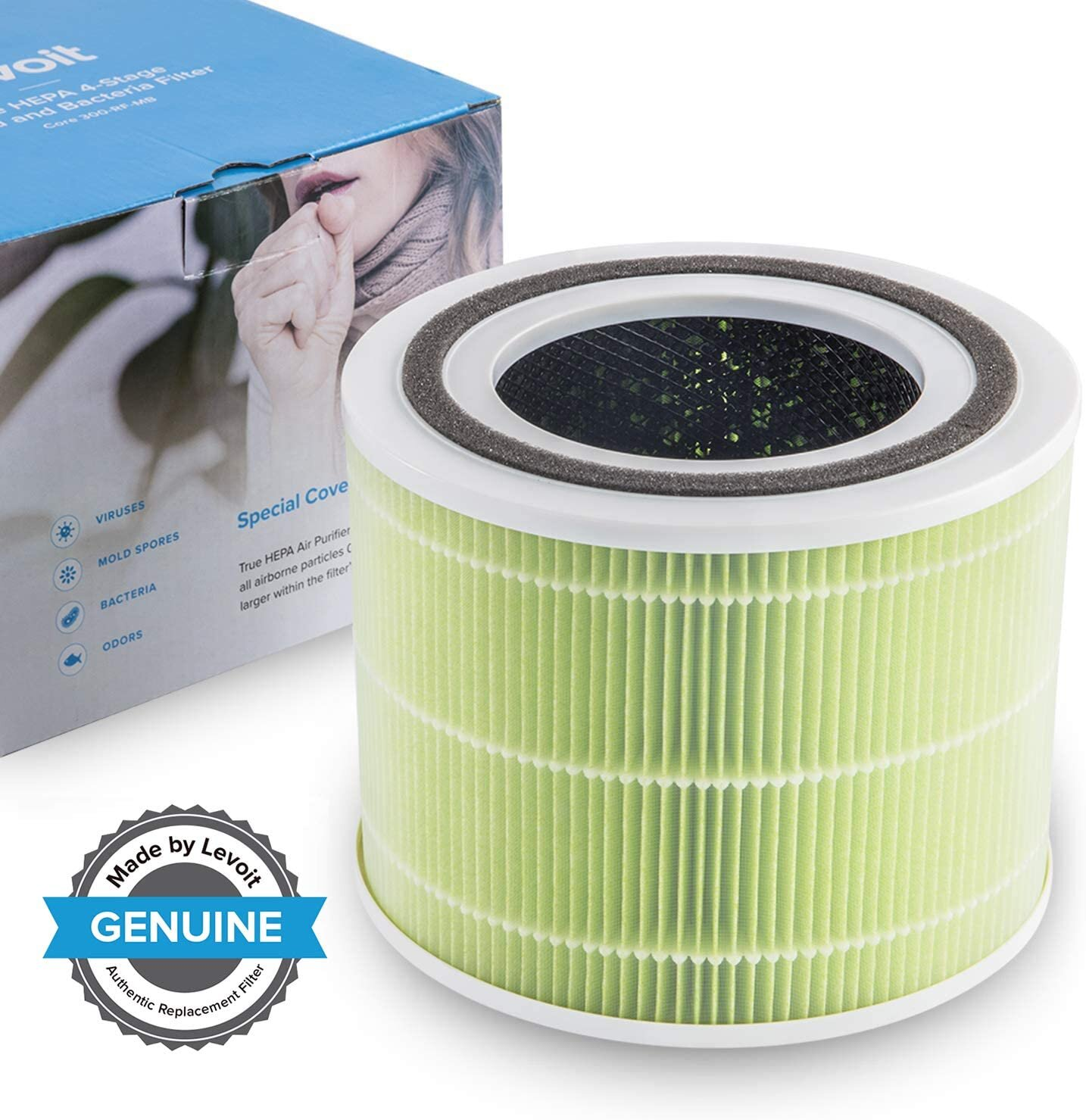 LEVOIT Core 300 Air Purifier Replacement Filter Mold