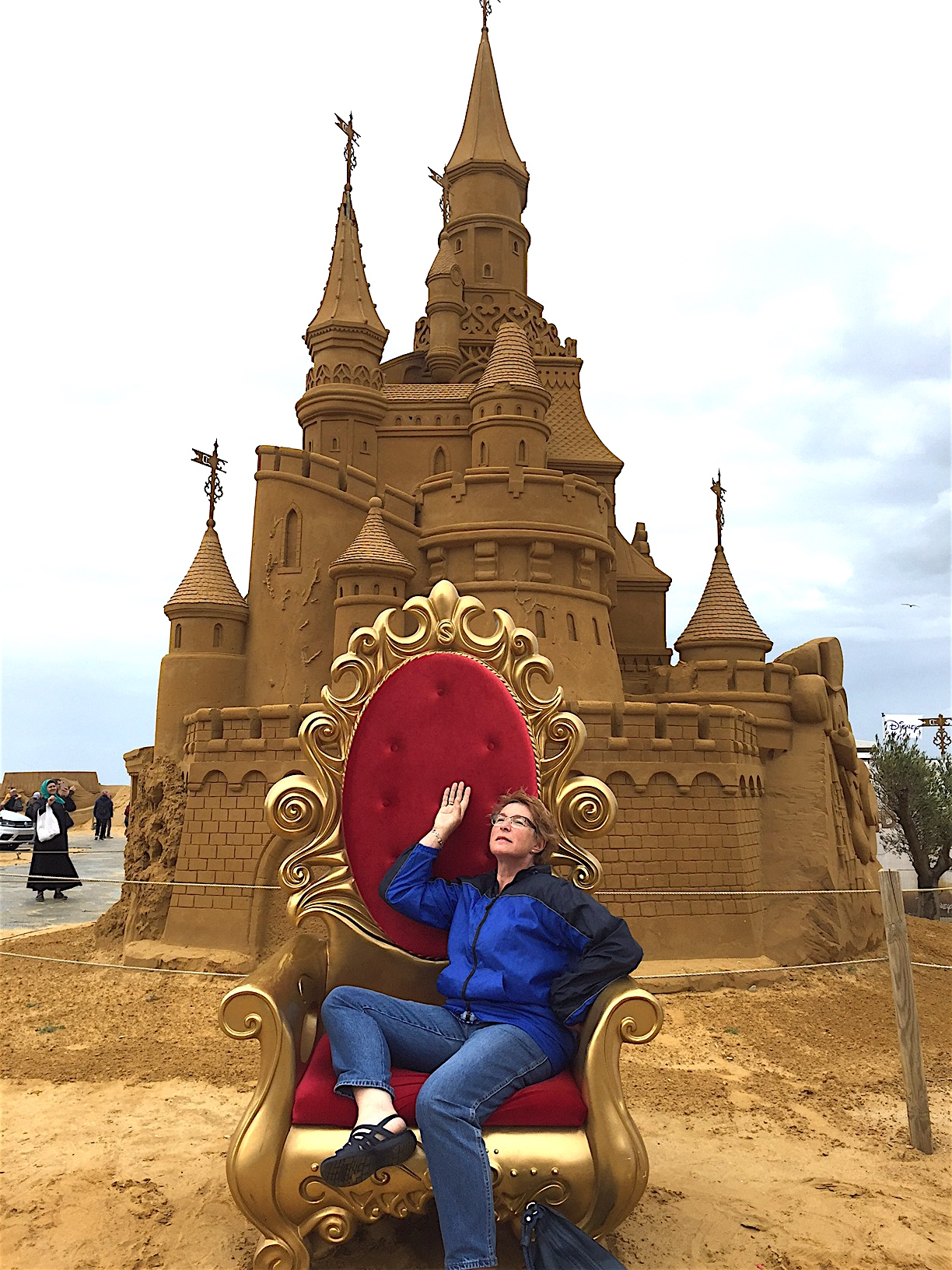 8d) In a queen's chair of her castle.jpg
