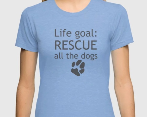Dog Rescue T-Shirt