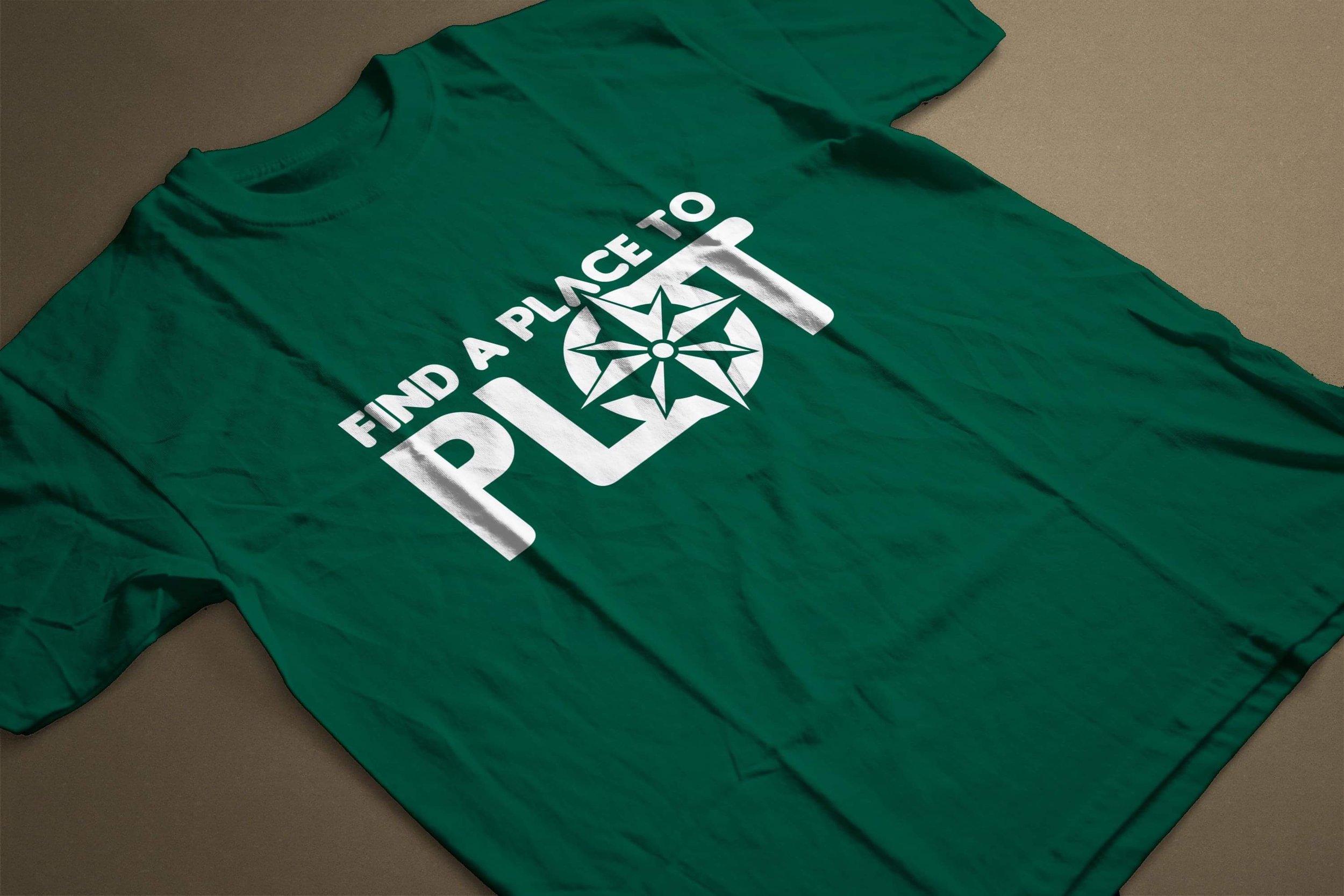 place plot shirt green.JPG