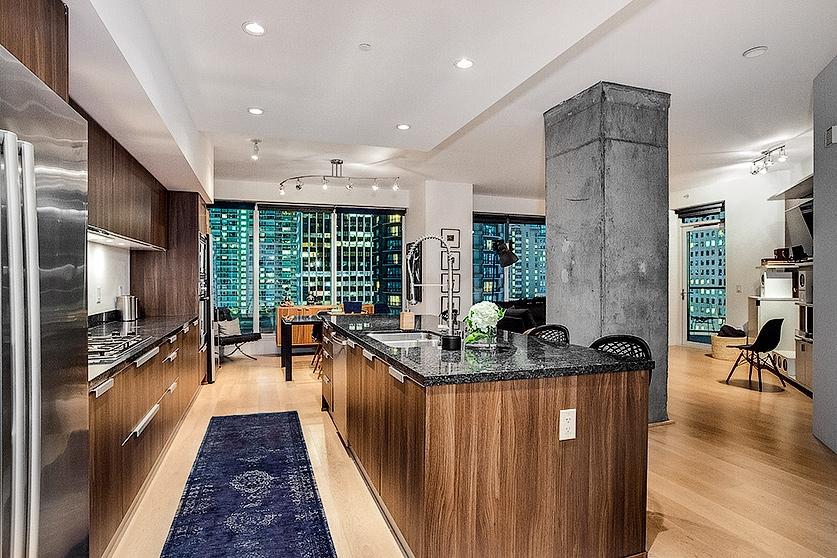 SOLD | ESCALA # 808 $ 1,225,000 - 2 Bedrooms, 2 Bathrooms1,607 Square Feet2 Parking Space, 1 Storage Unit