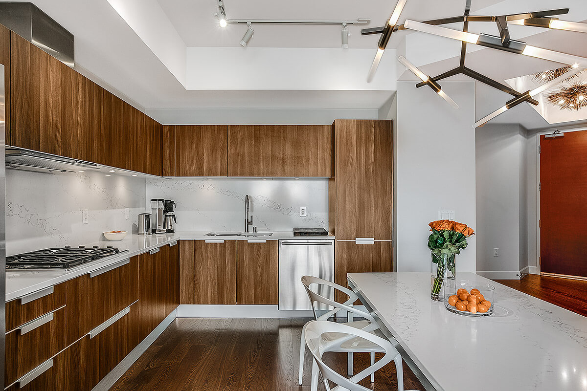 Dining Area | Luxury Condo For Sale | Escala By Olga | Seattle WA.jpg