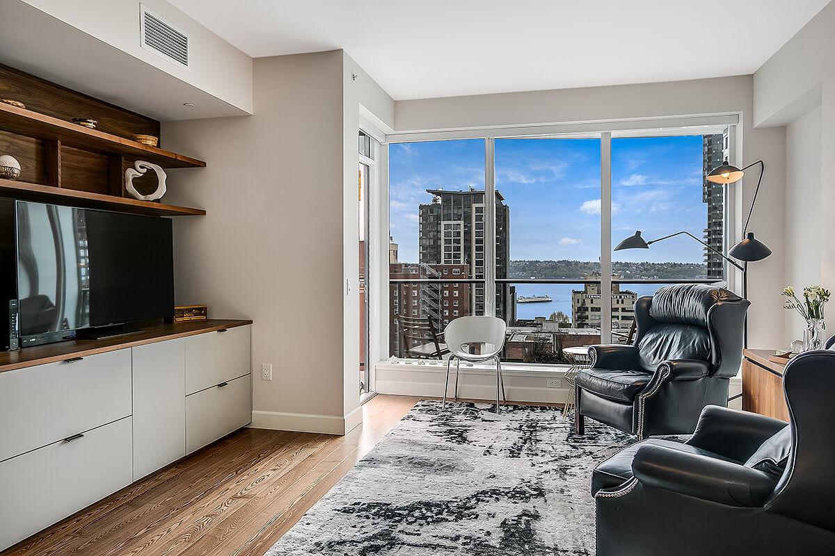 Living Room | Luxury Condo For Sale | Escala By Olga | Seattle WA.jpg