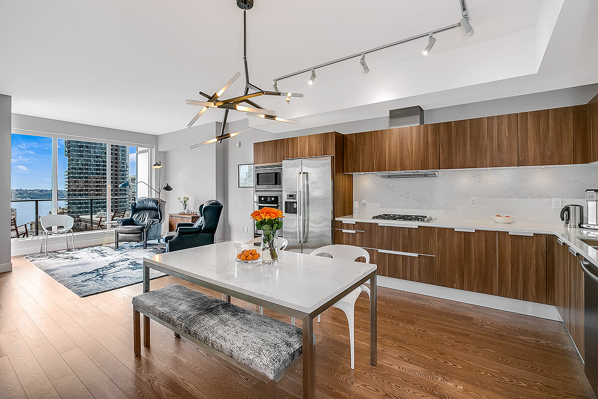 ESCALA #1804 - 1 Bedrooms, 1.5 Bathrooms, 910 Square Feet1 Parking Spaces, 1 Storage UnitOffered at $955,000