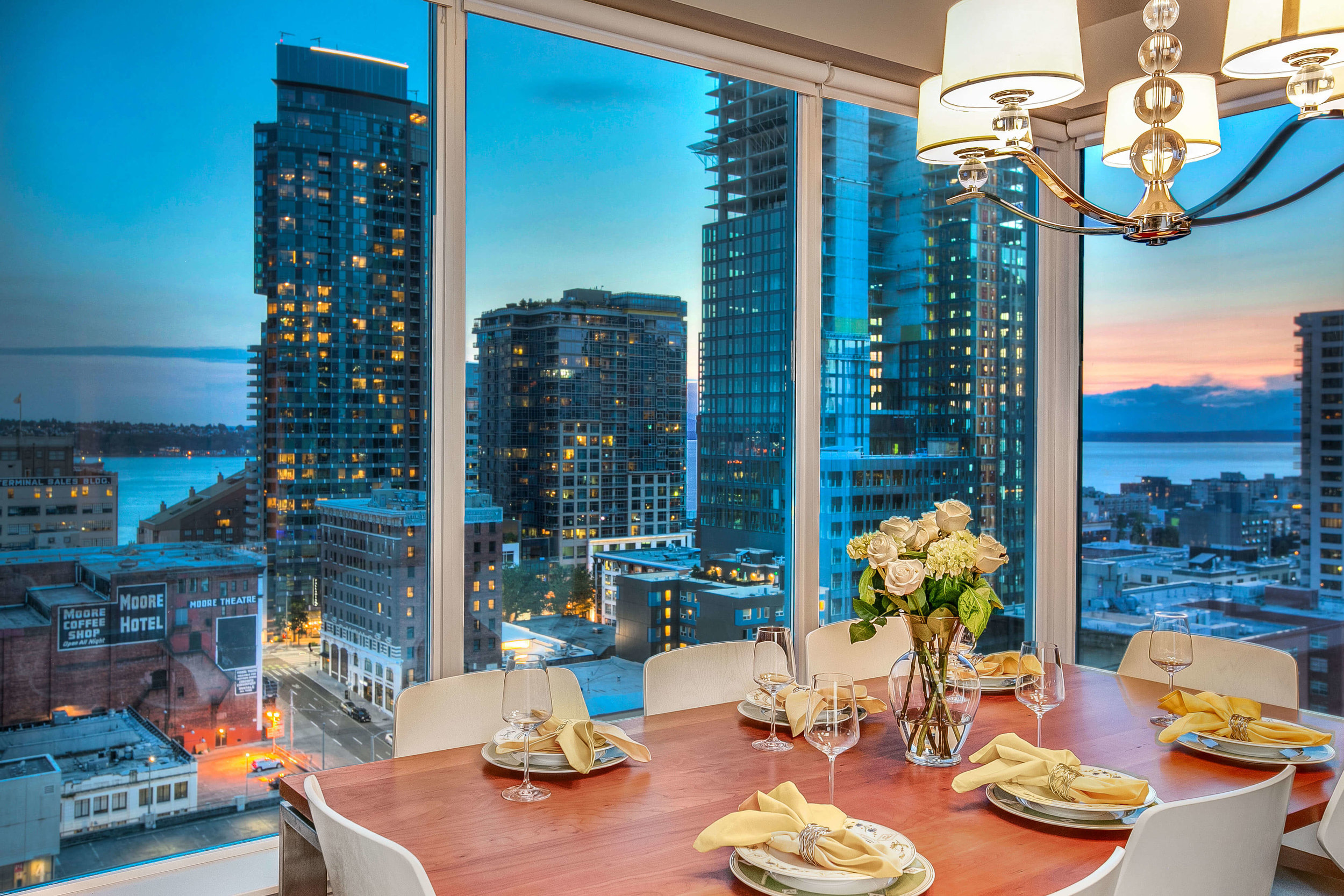Escala-Luxury-Condo-For-Sale-Downtown-Seattle-Dusk-Dining-Views.jpg