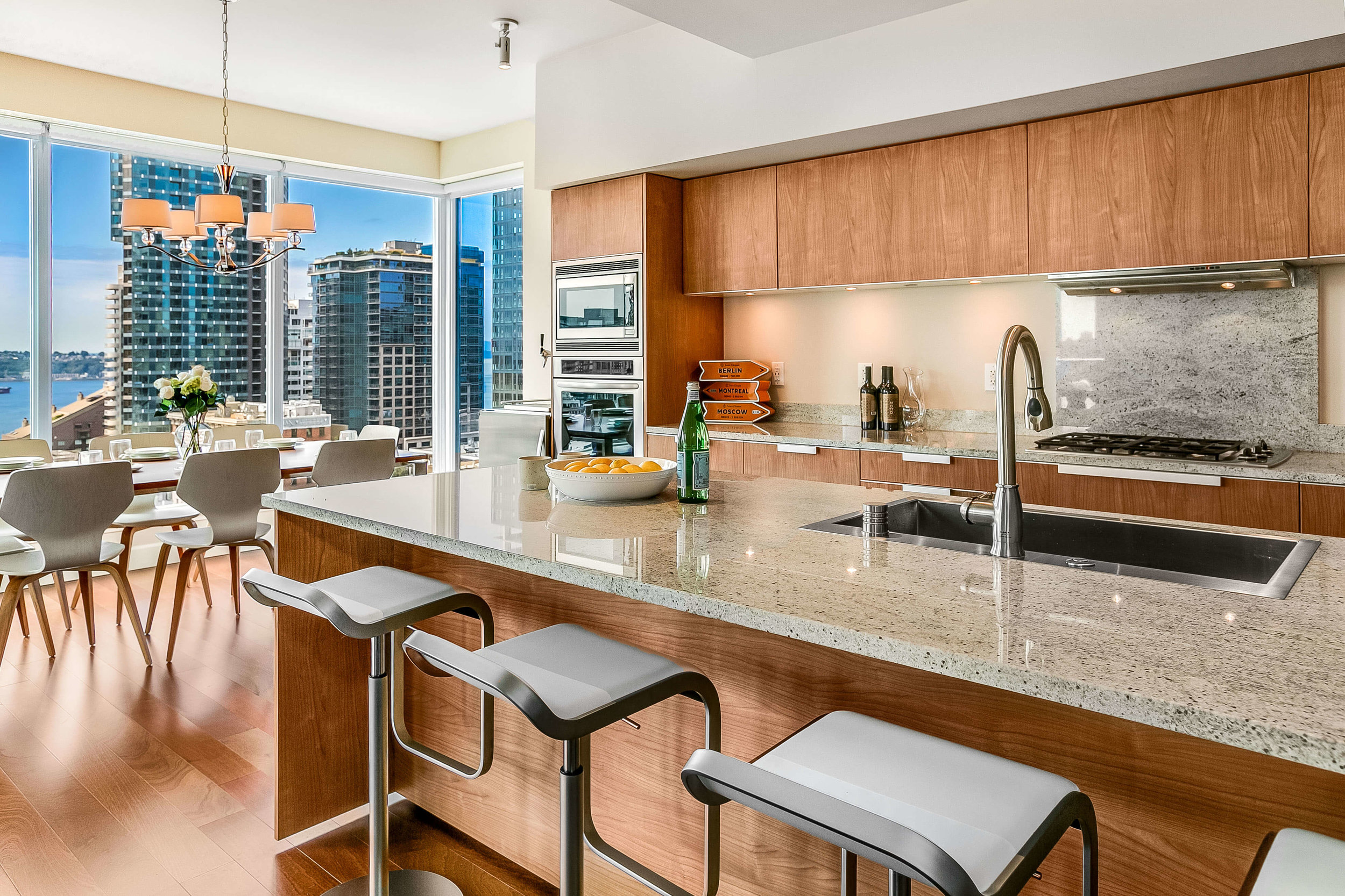 ESCALA # 1705 - 2 Bedrooms, 2 Bathrooms, 1,607 Square Feet2 Parking SpacesOffered at $1,720,000