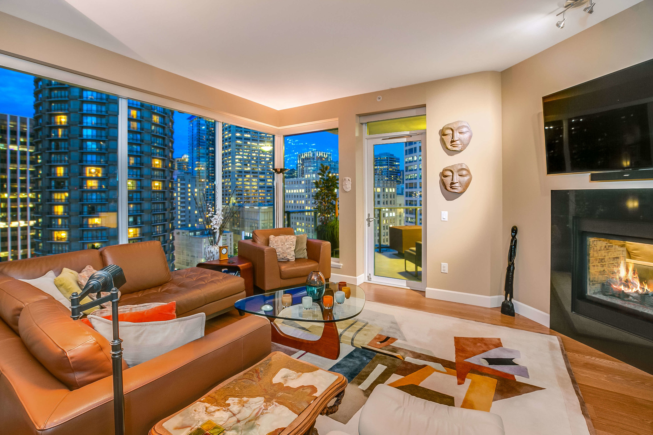 ESCALA # 1208 - 2 Bedrooms, 2 Bathrooms, 1,607 Square Feet2 Parking SpacesOffered at $1,225,000