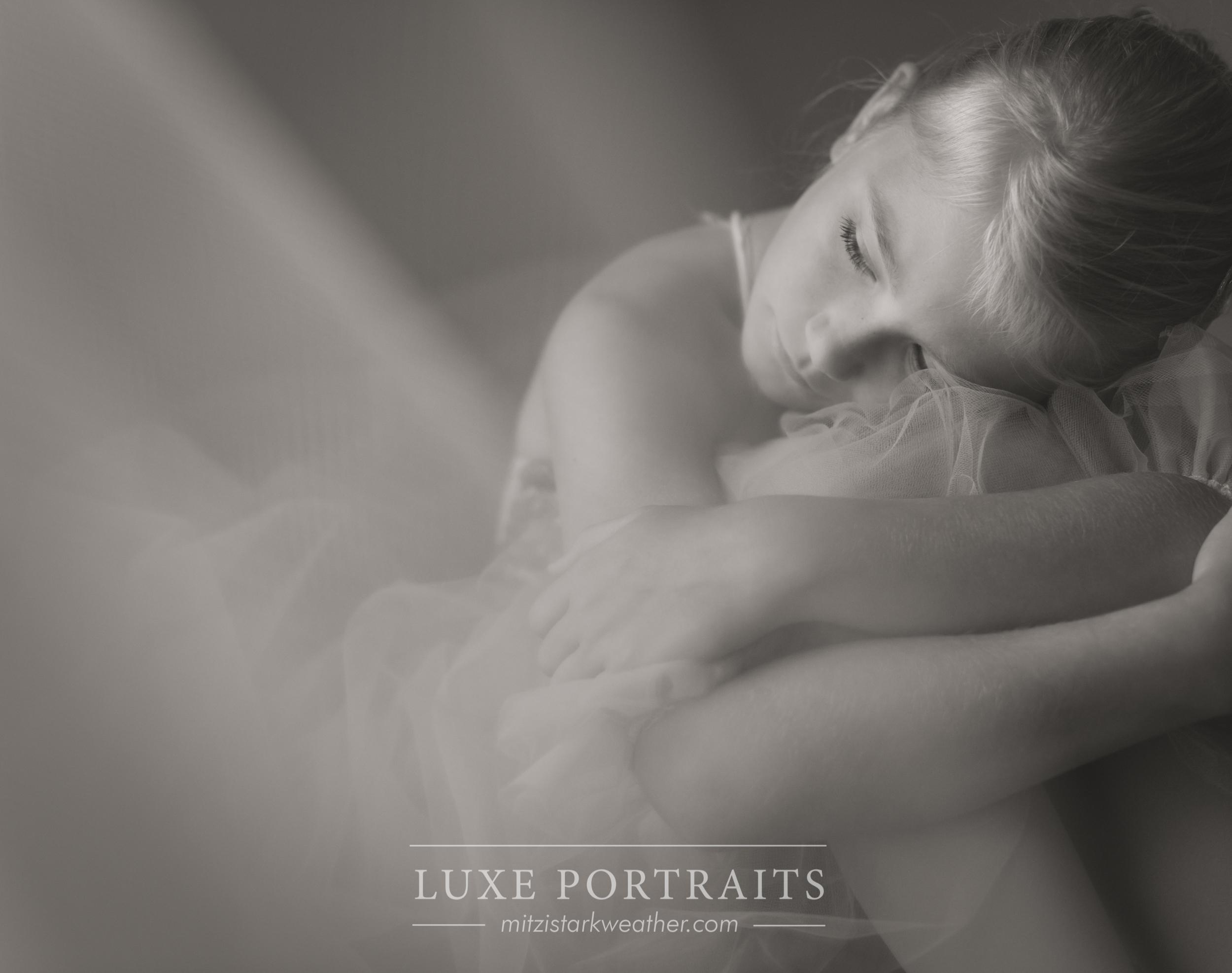 Luxe Portraits Mitzi Starkweather Photography