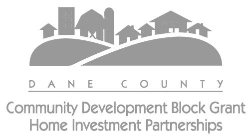 Dane County Community Block Grant logo