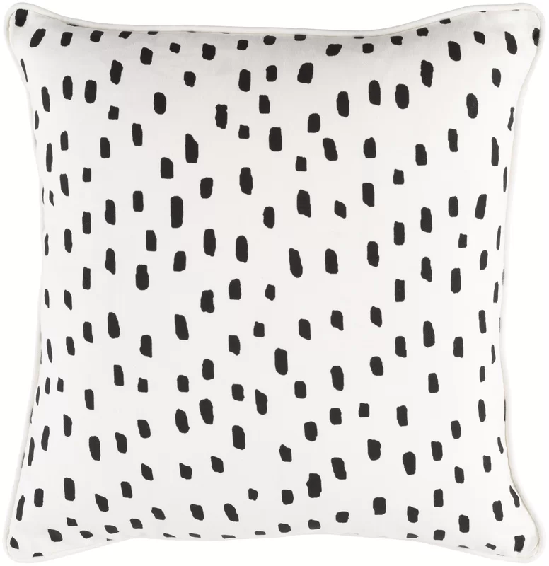 Dalmatian Dot Pillow