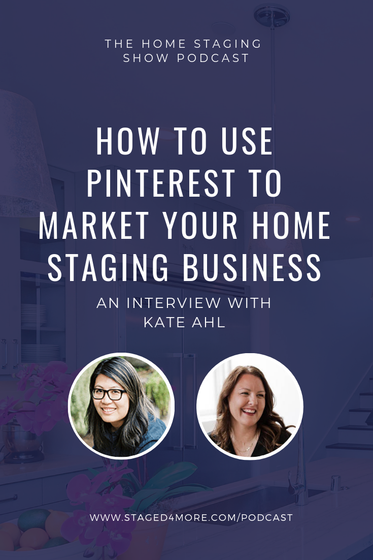 How to Use Pinterest to Market Your Home Staging Business