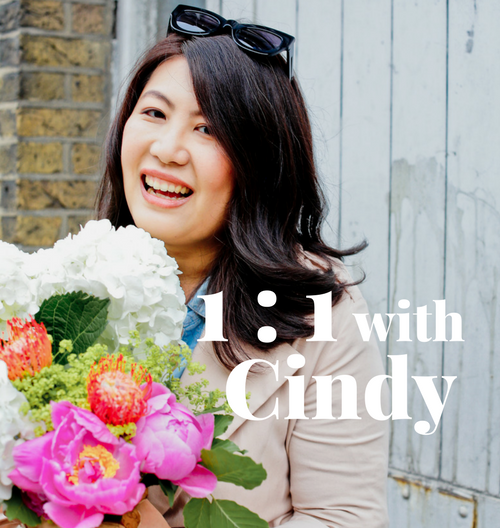 1 on 1 consultation with Cindy Lin, Founder of Staged4more School of Home Staging