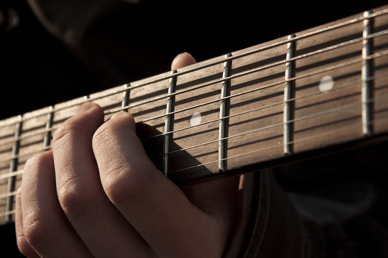 Learn Chords & Picking