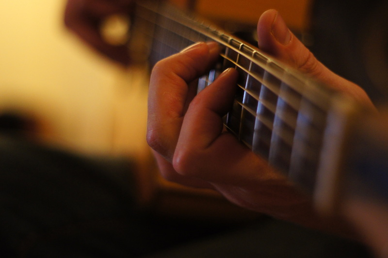 Practice and Consistency. Guitar Expert