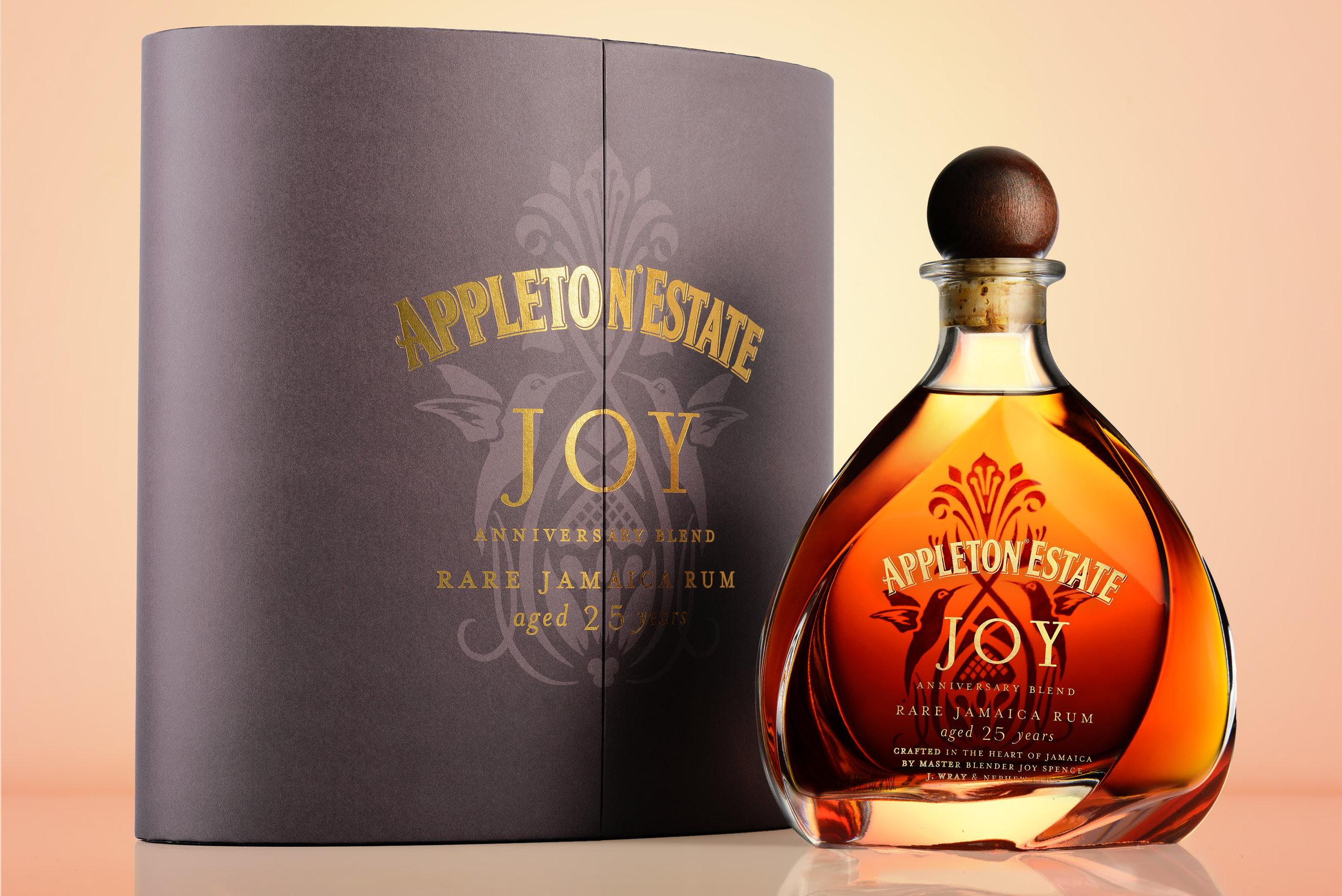 Appleton Estate - Joy Spence Anniversary Bottle & Canister Warm.jpg