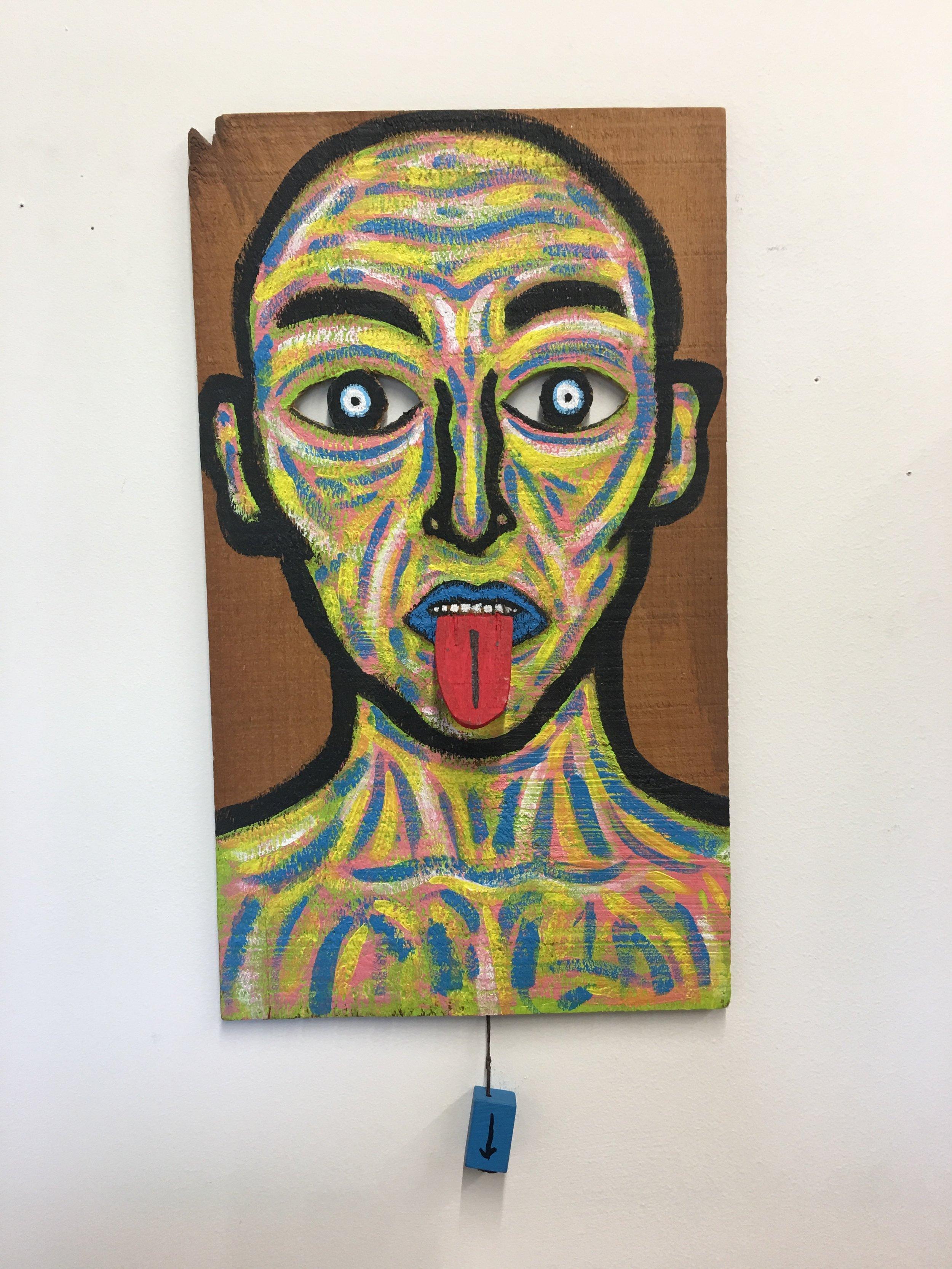 Interactive Portrait