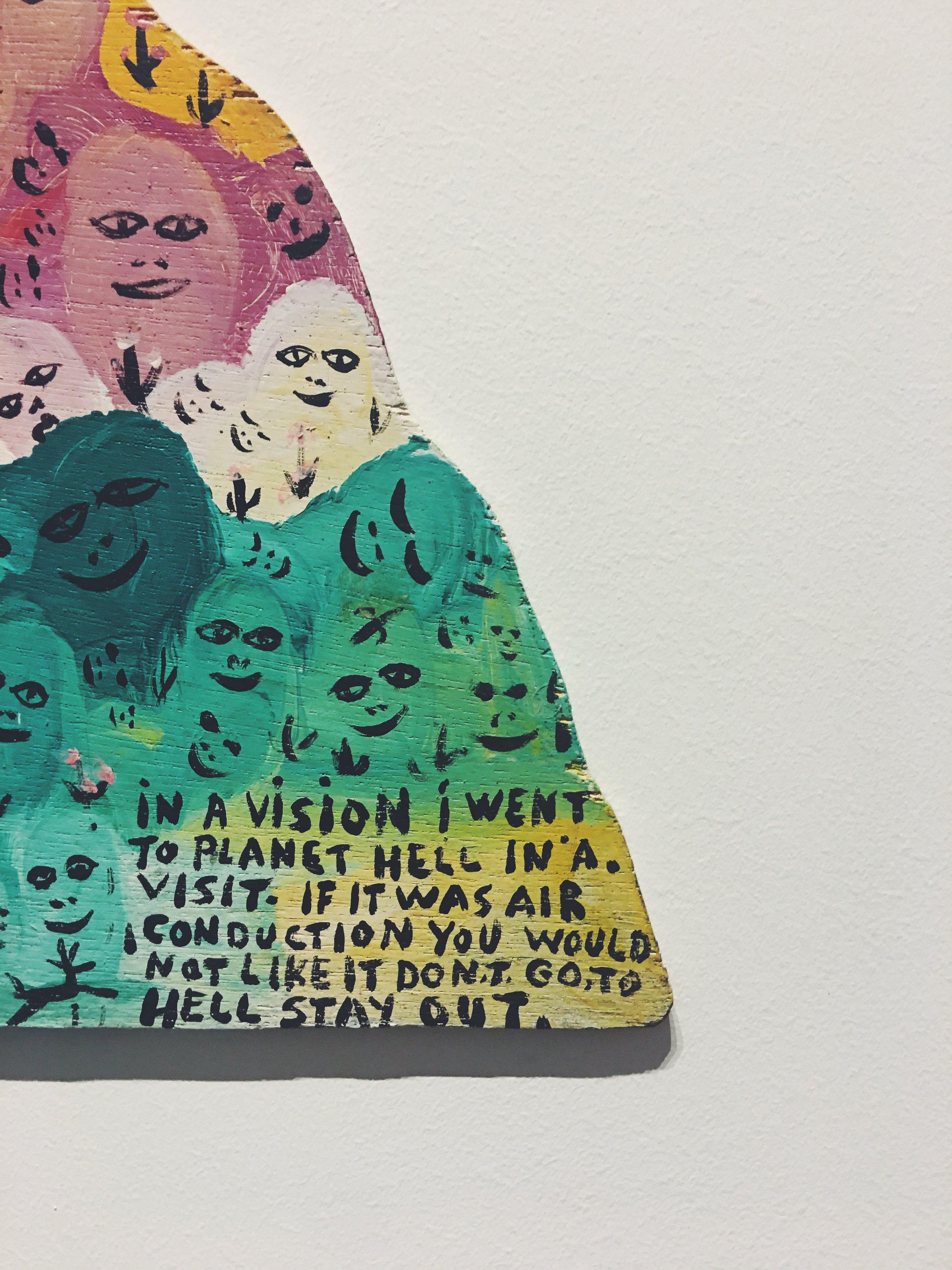 Outsider Artist: Bridging Communites