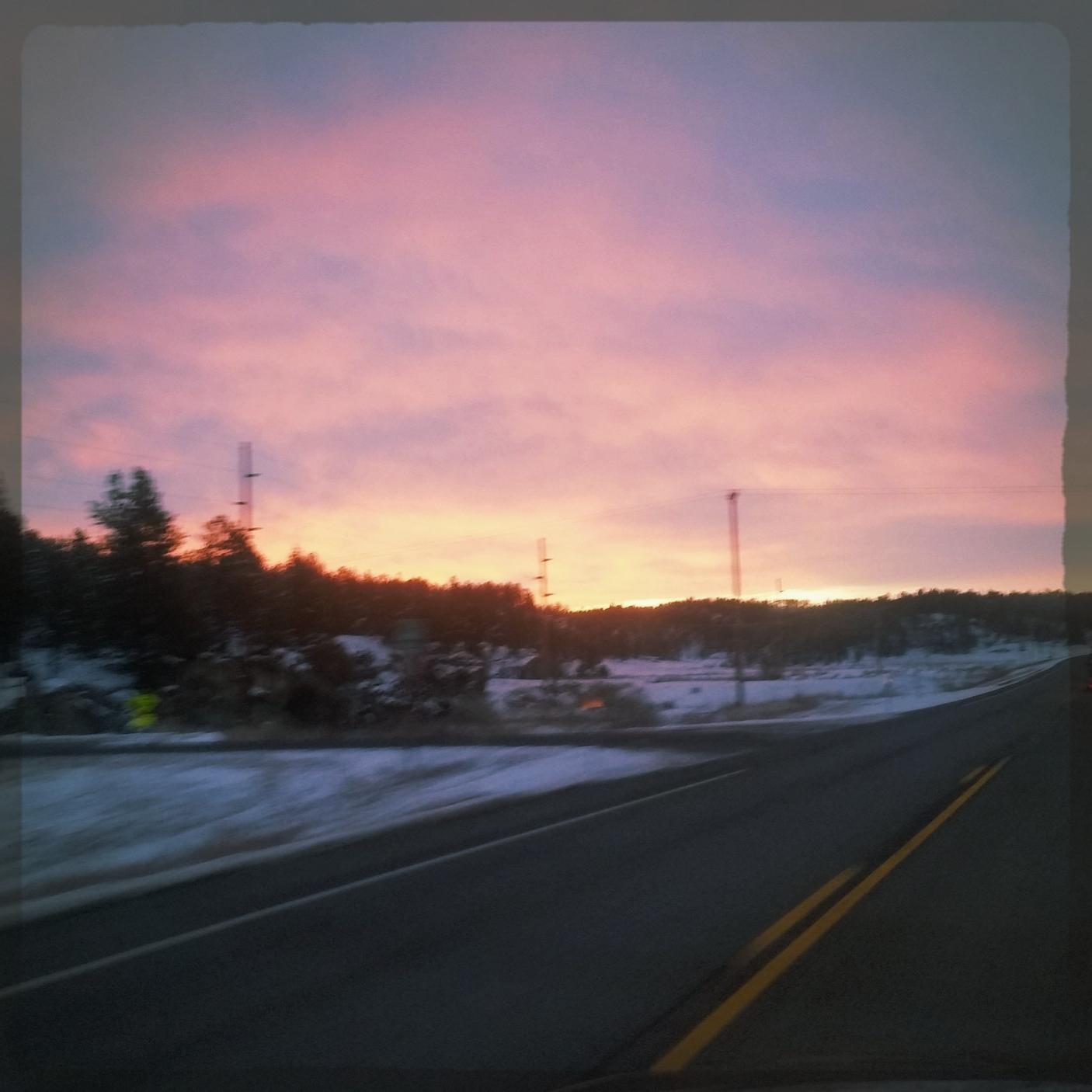 Big Sky Roads
