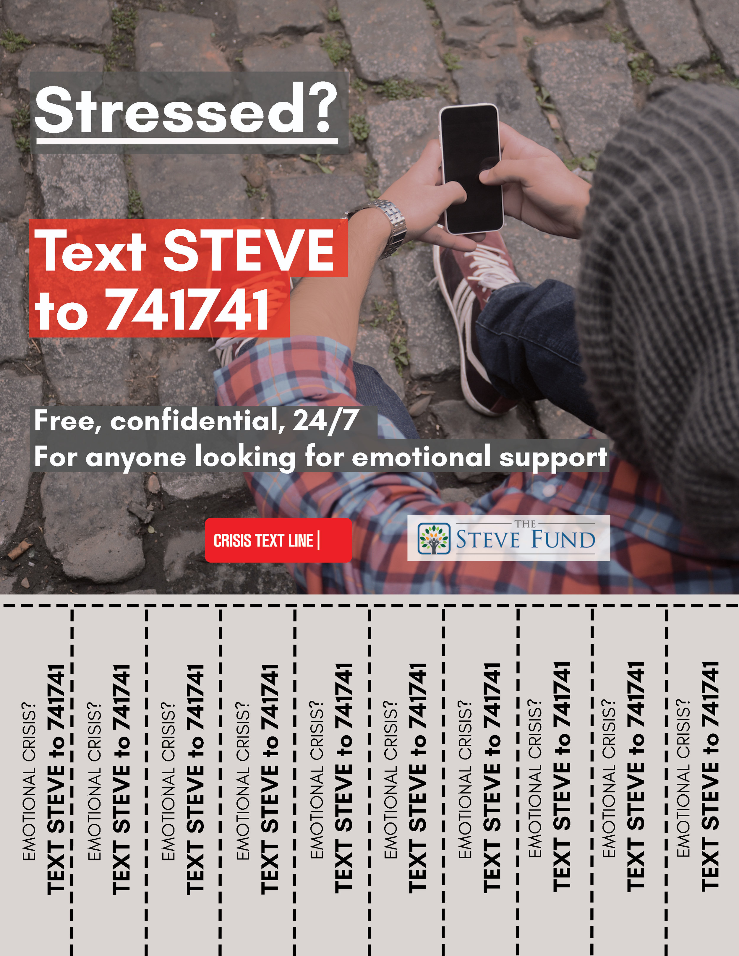 Male Teen Texting Stressed Tear Off Flyer 3.14.17.jpg