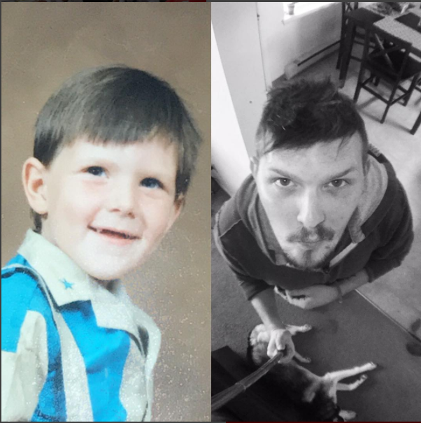 male Crisis Counselor - from age 4 to now
