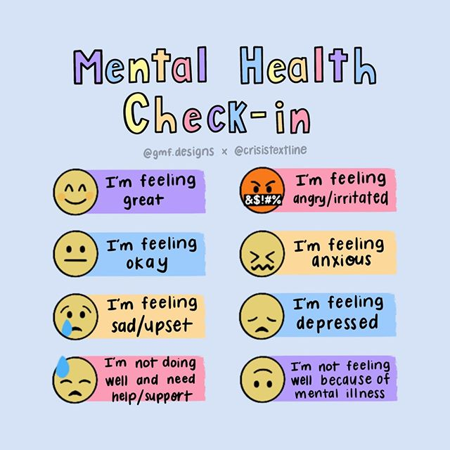 Today is World Emoji Day, and we want to know how all of you are doing with your mental health. No matter how you're doing, remember that your feelings are valid! 🎨: @gmf.designs . . #mentalhealth #mentalhealthawareness #mentalhealthart #mentalhealthcheckin #worldemojiday #emojis #emojimovie