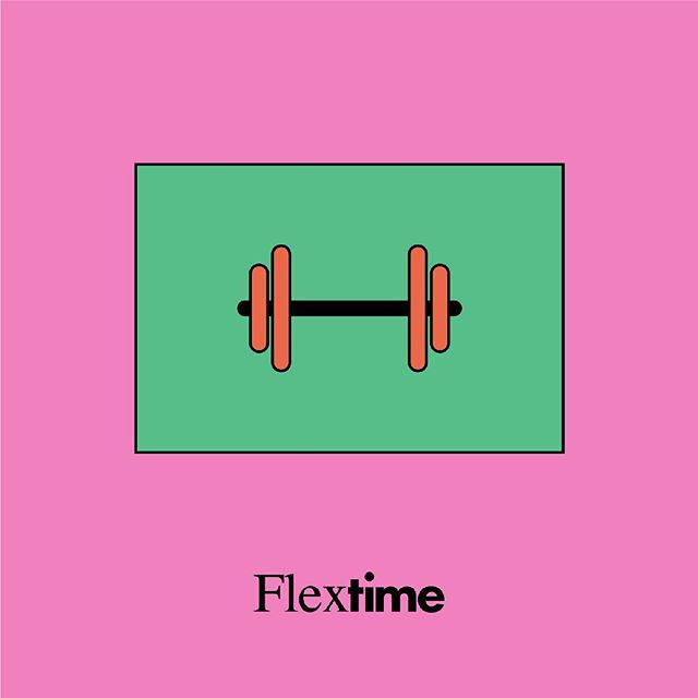 Release all those feel-good hormones with a sweat session. Endorphins are your friend if you're looking to prioritize your mental wellness. How are you making FlexTime part of your #SelfCareTime? (link in bio)