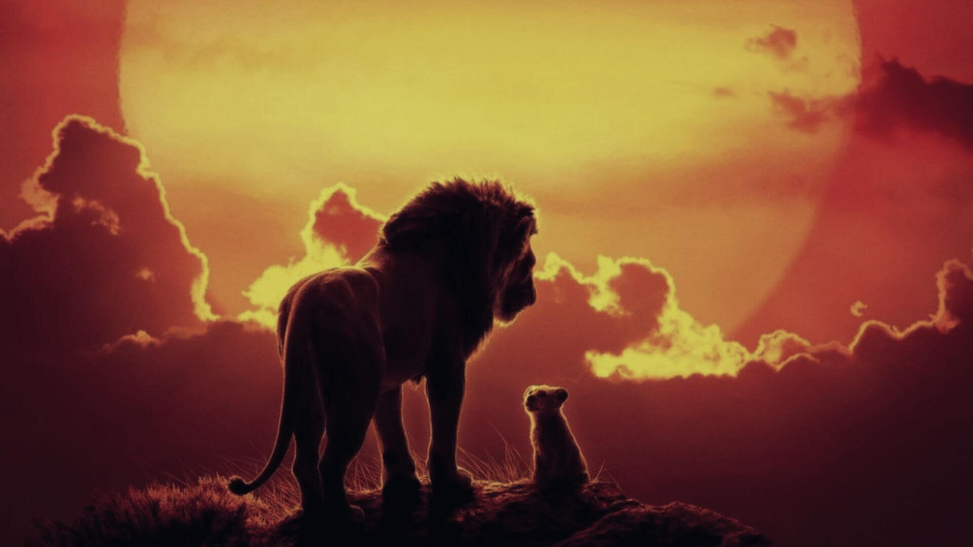 Heirs Magazine The Lion King He Lives In You