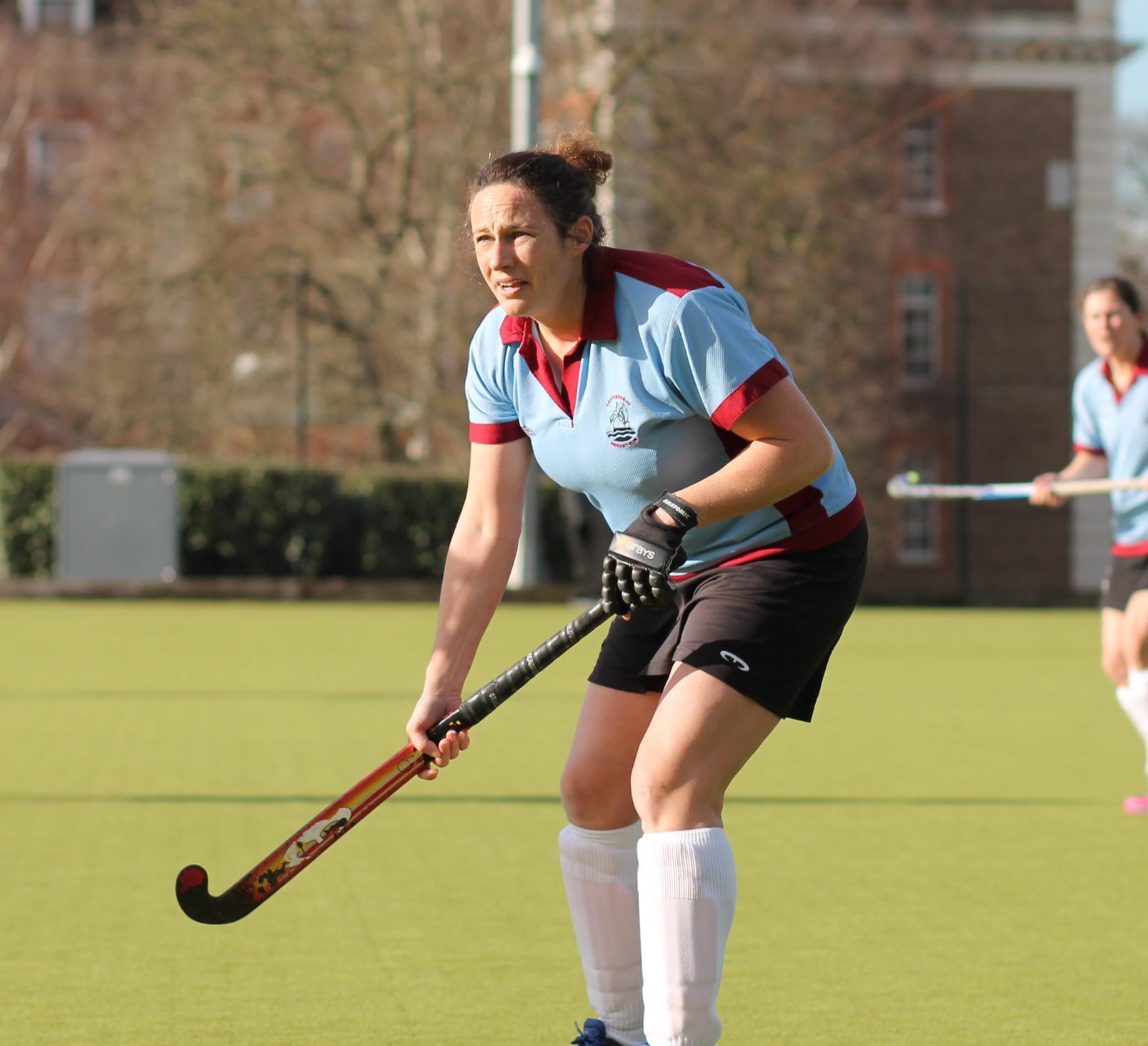 Megan Smith - Club Secretary  Stick of Choice: