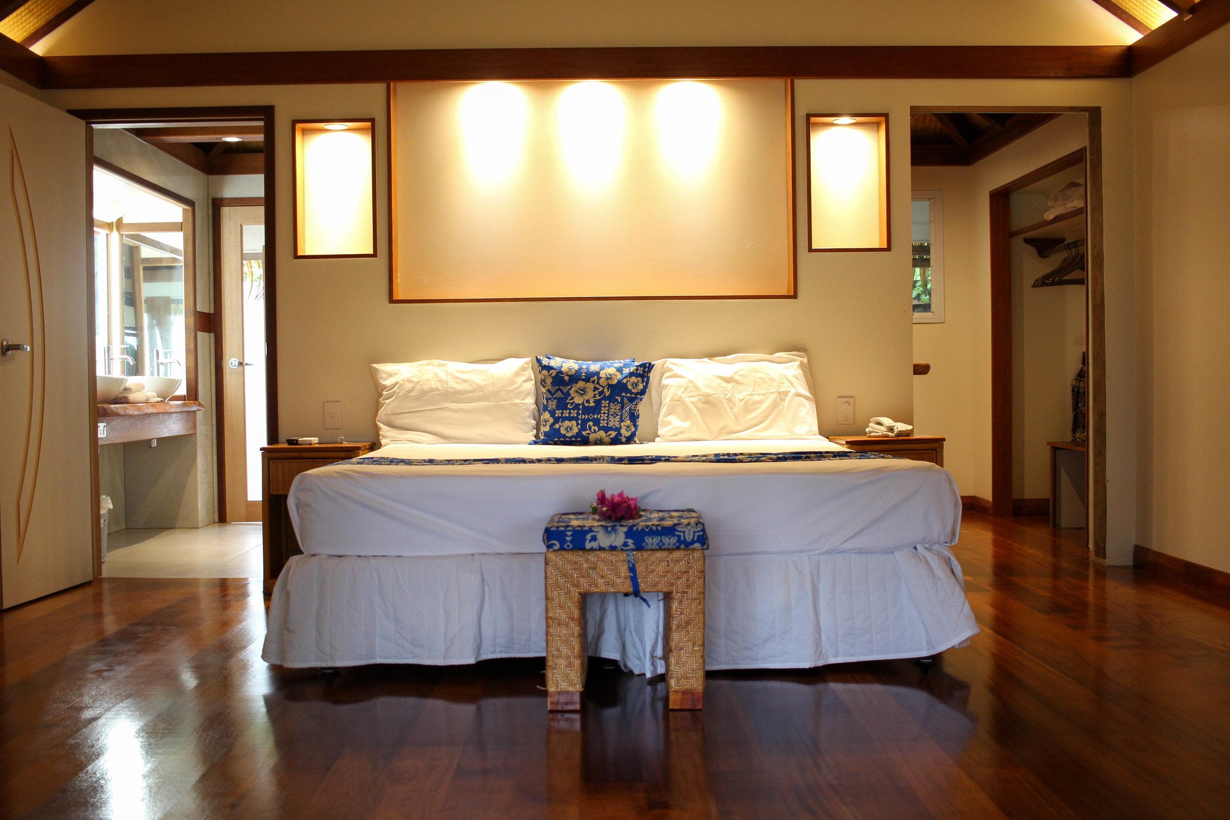 Tamanu Beach Villa Room Aitutaki