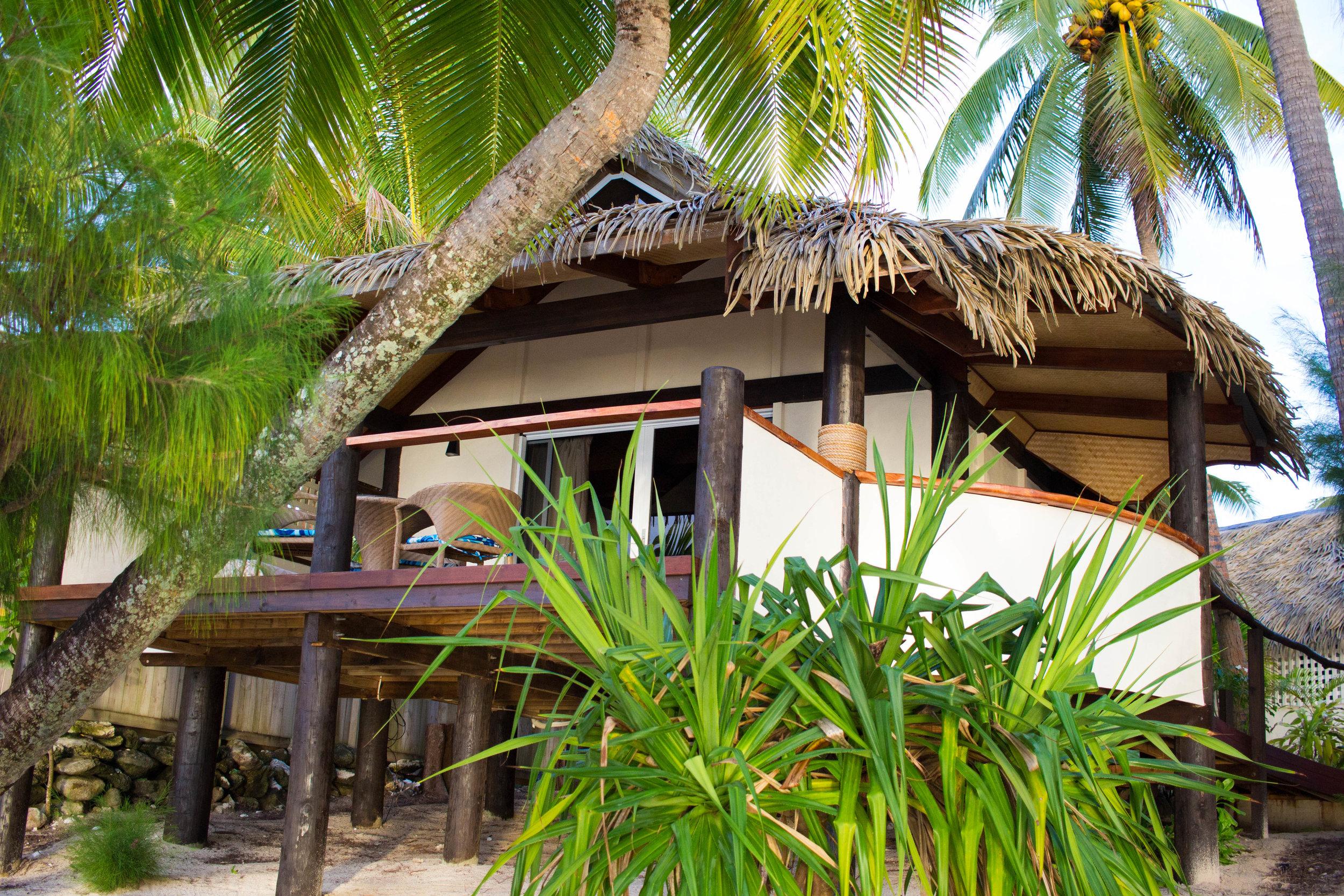 Tamanu Beach Villa Aitutaki